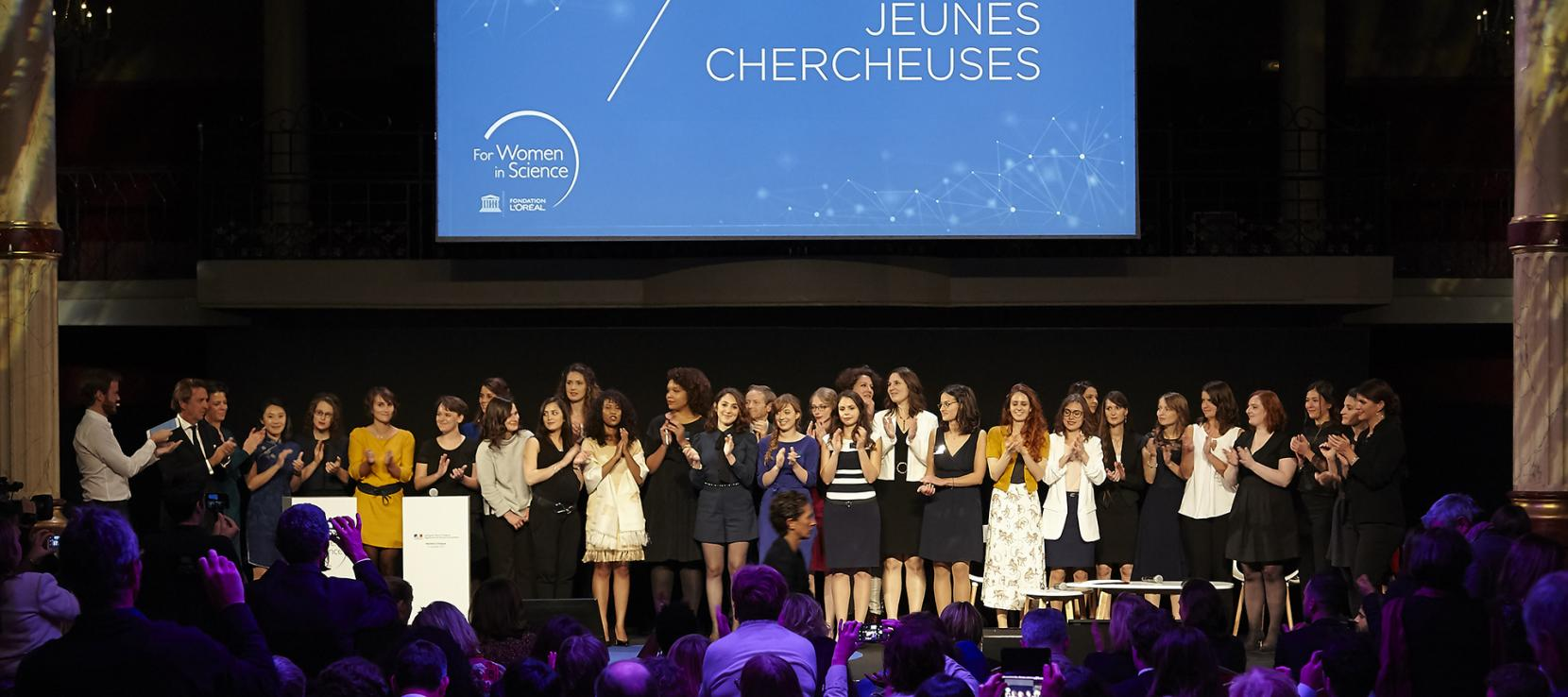 Bourse L'Oréal 2017