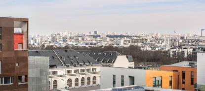 vue depuis le toit