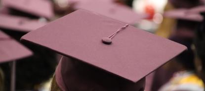 chapeau de diplômé