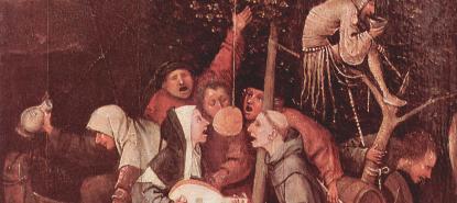 La Nef des fous - Tableau de Jérôme Bosch