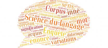 Sciences du langage