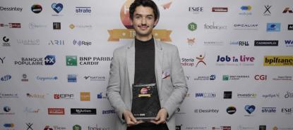 Maxime Loubar - Prix Pépite Tremplin 2019