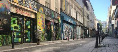 Visites Street Art - Welcome Week