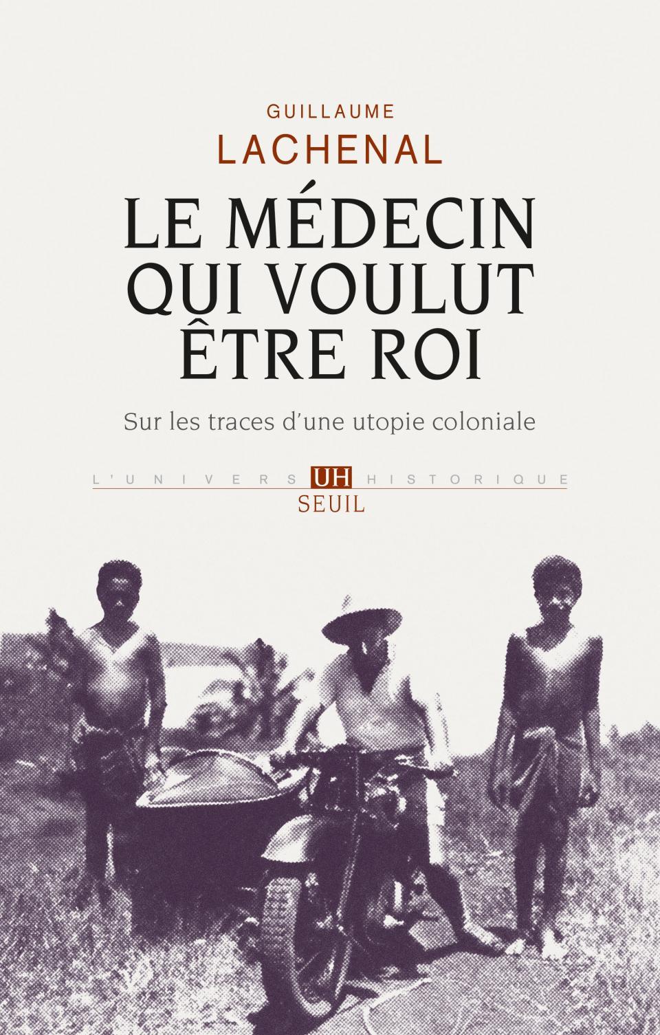 livre_Guillaume_Lachenal
